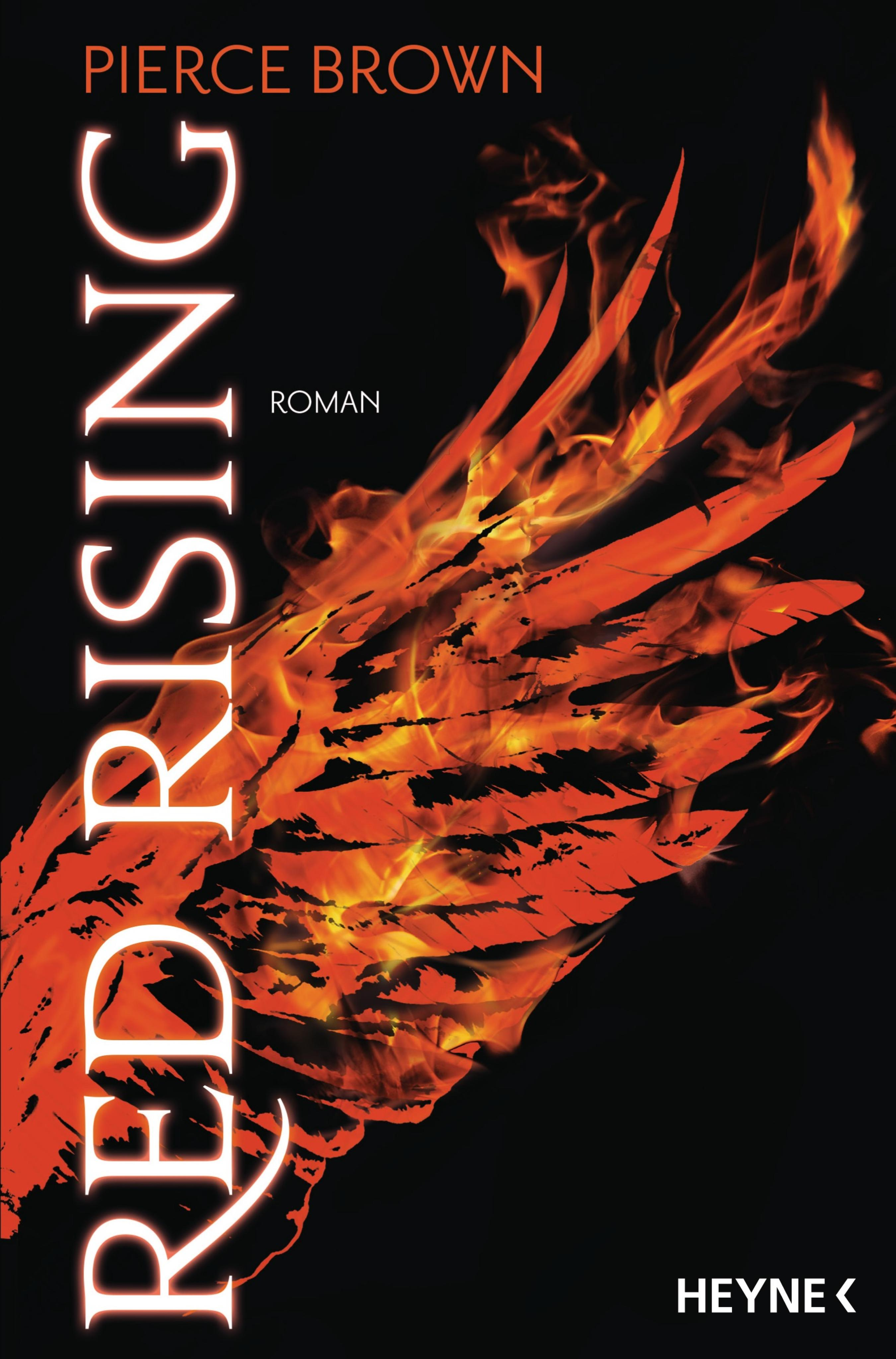 RED RISING RED-RISING-TRILOGIE